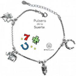 Pulsera de la Suerte - 9101776