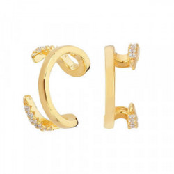 Itemporality earcuff gold - SNL-201-001-UU