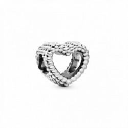 Charm Corazón Moldeado Pandora - 797516