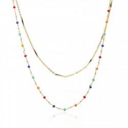 Anartxy Collar largo Multipiedras color multicolor - COA845RW