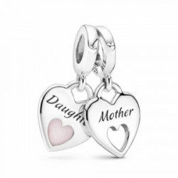 Pandora Charm  Colgante Mother Daughter - 799187C01