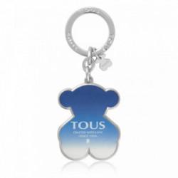 Tous Llavero Crafted Logo Azul - 095970850