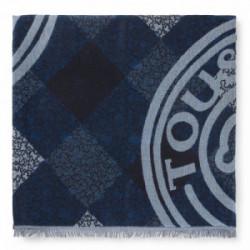 Tousn Foulard Kaos Mini Stamp Azul - 195920264