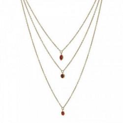 Anartxy Collar Esmalte Cerámico - BCO144RO